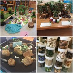 How to set up and create Invitations To Play for early learning!
