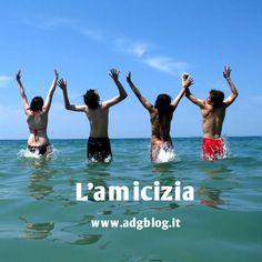 L'italiano con le frasi sull'amicizia