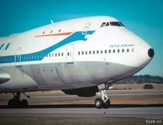 Scandinavian Airlines Boeing 747 – The Viking of the 1970s - Ultra Swank