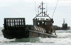 A Royal Marine LCVP Landing Craft by Defence Images, via Flickr