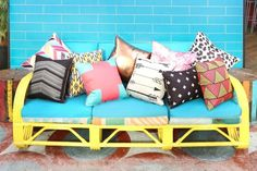 Win a $250 GABE & NIX voucher and go cushion crazy - The Interiors Addict