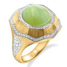 Ring by Ricardo Bast Custom Made Engagement Rings, Fine Jewelry, Women Jewelry, Bastilla, International Jewelry, Purple Jewelry, Gold Texture, Green And Purple, Jewelry Trends