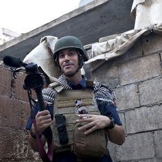 A look at some journalists missing in Syria: thirty are missing due to widespread abduction of journalist covering Syria's civil war. Some are thought to be held as hostages. International array of journalist: Bashar Al Kadumi, Edouard Elias, Didier Francois, James Foley, Nicholas Henin, Pierre Torres, Samir, Kassab, Marc Marginedas, Ishak Mokhar, Austin Tice .... and many more.