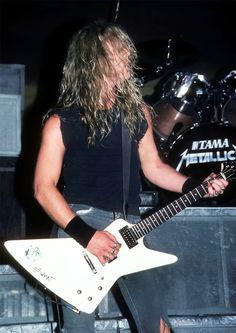 James Hetfield  The Old Dayz  holierthanyou.tumblr.com