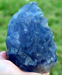 Blue Fluorite...