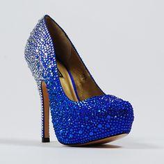benjamin adams rio-blue blue  Wedding Shoes