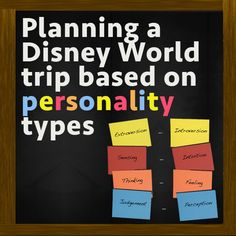 Planning Disney World trips based on personality - PREP092