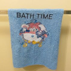 Bath Time Microfiber Towel Baby Wash Cloth by HeartSongCreativeExp, $15.00 Great New Baby Gift! Free Personalization!