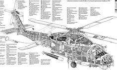 Aircarft Cutaway