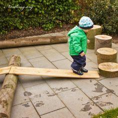 Holz-klettern