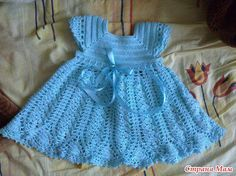 Rio posted Blue Princess Dress free crochet graph pattern to their -baby time!- postboard via the Juxtapost bookmarklet. Crochet Dress Girl, Crochet Baby Dress Pattern, Baby Dress Patterns, Crochet Baby Clothes, Crochet Girls, Crochet For Kids, Crochet Dresses, Pattern Dress, Crochet Patterns