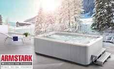 Indoor Outdoor, Outdoor Decor, Spas, Tub, Swimming, Home Decor, Swim, Bathtubs, Decoration Home