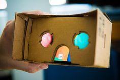 Google Cardboard voor uw marketing campagne? Kijk voor inspiratie op www.limegifts.nl