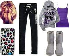 """Lazy Day(;"" by peyton-snyder-1 ❤ liked on Polyvore"