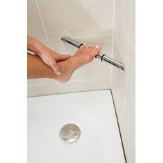 Fußstütze universal für Dusche Duschkabine Fußablage z. Schrauben, 37,00 €