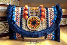 Cartera by yolanda f aguilera para Loita&Lola. #Straw basket bag #Beach bag #Ibizabag #Hippiestyle #un #bohochic #bohostyle #Bohéme # #Style #Hippie #Gypsy #Ethnic #Gypsystyle #Fashion #Ibizastyle #Étnico #Fashiondesigner #lolitaylola #yolandafaguilera #loliteando. #capazo #boholifestyle  www.tendenciaslolitaylola.blogspot.com Síguenos en el Facebook de Lolitaylola Boho Chic. También en Instagram el LolitayLola Estilo Tendencia.