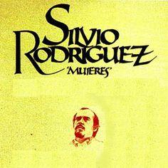 Caratula Frontal de Silvio Rodriguez - Mujeres