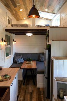 Rocky Mountain • Tiny Heirloom Luxury Custom Built Tiny Homes