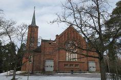 Kylmäkosken kirkko