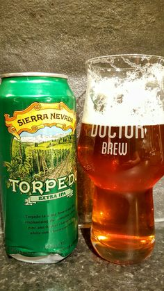 Sierra Nevada Torpedo Extra IPA. Watch the video beer review here…
