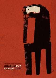 Graphic Eye Annual 1970-71 Joaquín Pertierra