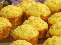 Crackling Cornbread Muffins Recipe : Emeril Lagasse : Food Network - FoodNetwork.com