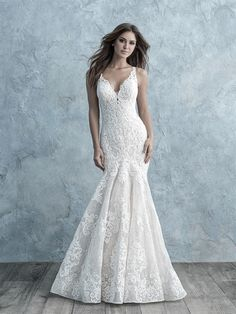6f736ec86df Allure Bridals wedding dress available at The Bridal Shoppe in St. Louis,  MO 636