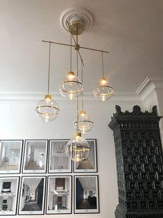 Bare Quintet by Saas Instruments Design: Joanna Maury Interior Architecture, Instruments, Chandelier, Ceiling Lights, Lighting, Luxury, Design, Home Decor, Architecture Interior Design