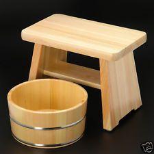 oke basin japanese wooden - Google Search