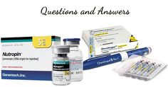 Information about HGH injection dosages and administration.