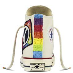 82013a01311f Chuck Taylor All Star  70 1st Pride Parade Parchment Egret White Pride  Parade