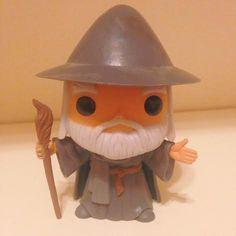 5 Fandom Friday: 5 Favorite Funko Pop Figures I Own - Gandalf