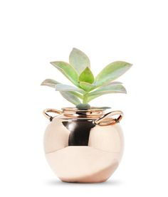 Ghivec Mini Artisan cu maner Cupru Artisan, Vase, Mini, Design, Home Decor, Decoration Home, Room Decor, Jars, Vases