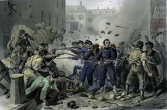 The Baltimore Riot, 1861 - Maryland's role as a border state during the Civil War (Part 1) http://emergingcivilwar.com/2015/10/26/maryland-my-maryland/