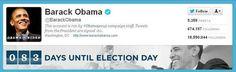 El 41% de los seguidores de Obama en Twitter son falsos  Sólo el 12% de los followers del candidato republicano, Mitt Romney, no tienen a personas reales detrás