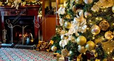 Christmas - Urban Planters Christmas Themes, Christmas Wreaths, Holiday Decor, Urban Planters, Artificial Garland, Garlands, Interior Decorating, Commercial, Home Decor