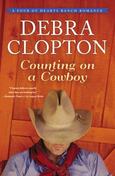 Looking for a fast fun read? look no further than Counting on a Cowboy by Debra Clopton. You're going to laugh, cry, and fall in love. #litfusereads