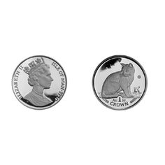 1990 - New York Alley Cat - Uncirculated Cupro Nickel Coin