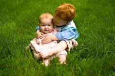 redhead siblings