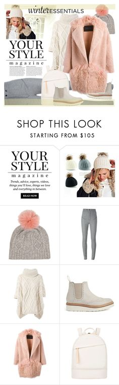 """""""What Are Your Winter Essentials?"""" by sofi-danka ❤ liked on Polyvore featuring Pussycat, IDA, Isabel Marant, Woolrich, Grenson, BLANCHA, Want Les Essentiels de la Vie, Anja and winteressentials"""