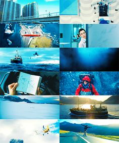 The Secret Life of Walter Mitty -- {Such a beautiful movie. Visually wonderful, thought provoking  great. Just great!}