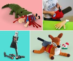 how disturbing can you make a toy?
