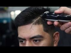 MID SKIN FADE TUTORIAL | COMB OVER | SIDE PART | BY VICK THE BARBER - HD - YouTube