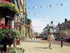 Clitheroe  Lancashire