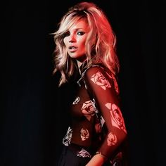 always love this makeup style and hair the best - so 1960's purrrr... Kate Moss emanates Brigit Bardot here...