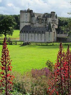 Castle Fraser, Aberdeeshire, Scotland