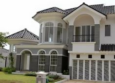 House Minimalis classic minimalist house design | desain rumah minimalis klasik