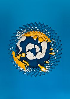 Paper Craft on Behance