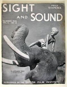 Sight and Sound Vol 5 No 18 Summer 1936 - The Bill Douglas Cinema Museum