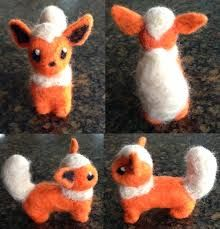 needle felting pokemon - Google Search